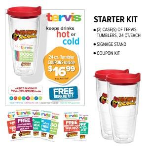 Tervis Starter Kit