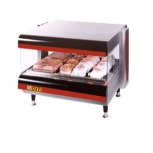 DMXS-30S Display Merchandiser, Heated for Multi-Product