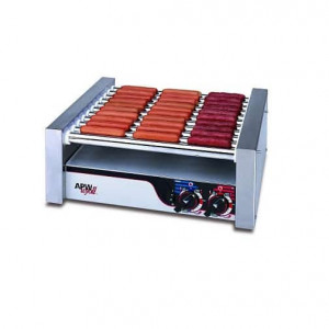 APW Wyott HR-20 Hot Dog Grill