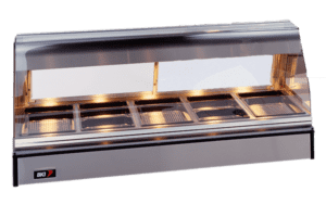BKI WDCG-5T Display Case, hot food program equipment