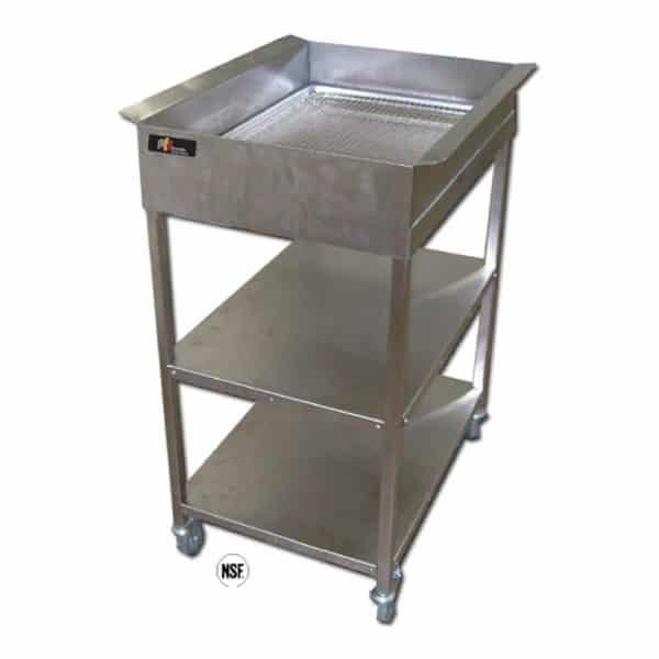 PFSbrands Breading and Seasoning Dip Table