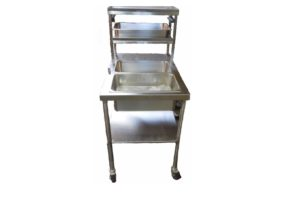 PFSbrands No Sift Breading Table – T3625