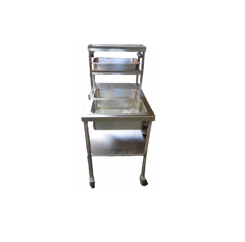 PFSbrands No Sift Breading Table – T3625